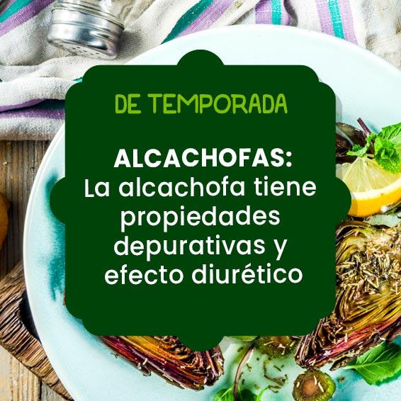 frutería Online - Alcachofa